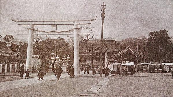 神戸市湊川神社